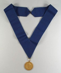 The FNG Starr Award given to Dr. William Boyd (1975), Collection of the Museum of Health Care #1988.14.1