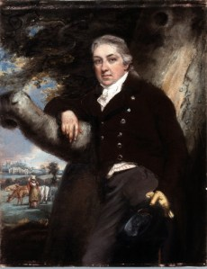 L0026138 Edward Jenner. Pastel by John Raphael Smith.