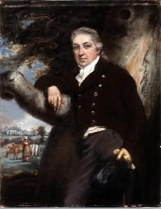 L0026138 Edward Jenner. Pastel by John Raphael Smith.
