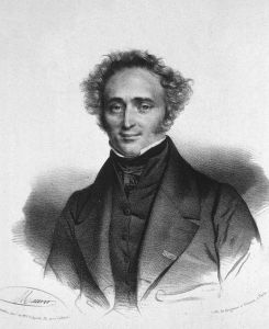 Jean Cruveilhier, 1837. Source: National Library of Medicine
