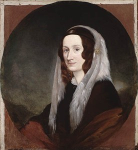 Isabella Clark Macdonald, 1852. Source: Library and Archives Canada