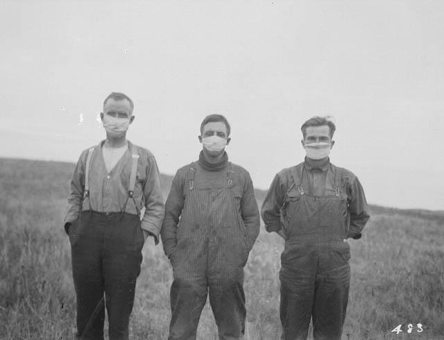 1918 Field Alberta Spanish Flu