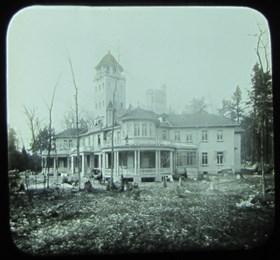 Tuberculosis Sanatoriums